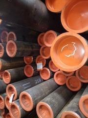 Трубы газлифтные ТУ 14-3Р-1128,  труба ТУ14-159-1128-2008 стальная сталь 09г2с