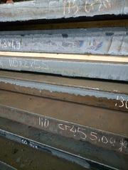 Лист низколегированный сталь 09г2с ,  УЗК 100%   лист стальной