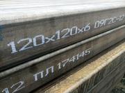 Труба профильная,  для строительных конструкций 09г2с
