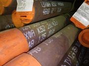 Труба сталь 13ХФА,  труба бесшовная ТУ 14-3Р-124,  цена и доставка